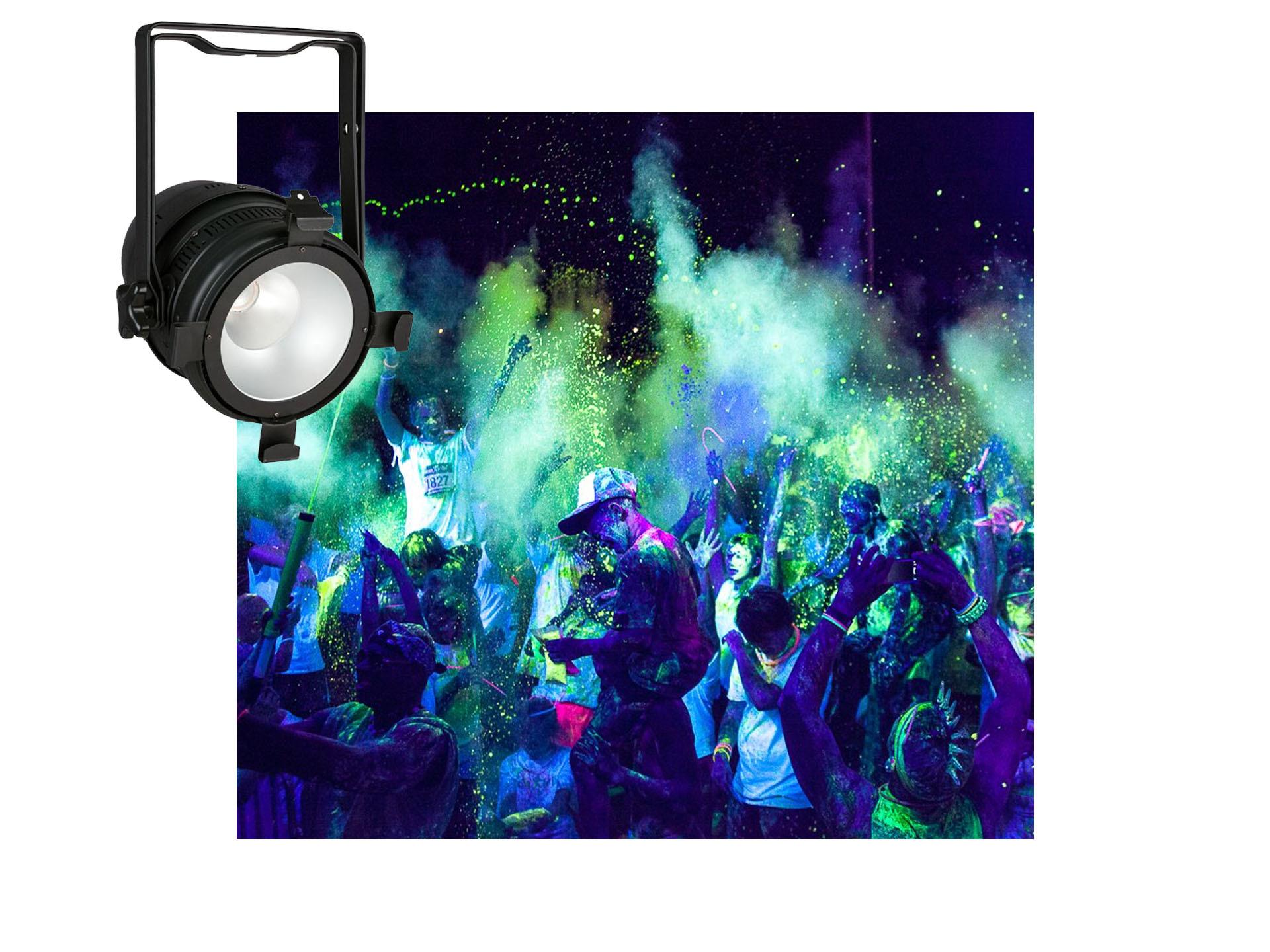 Master Partys led blacklight huren