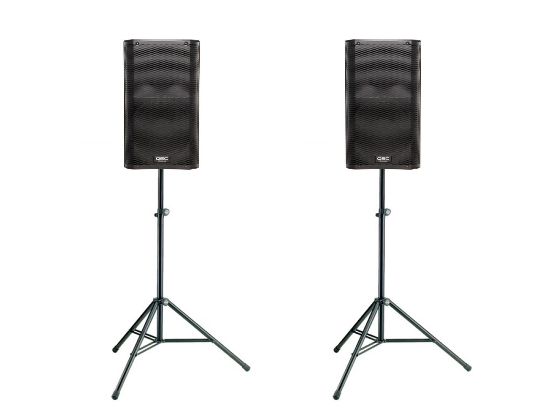DJ monitor set huren