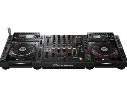 Master Partys DJ set 2000 huren