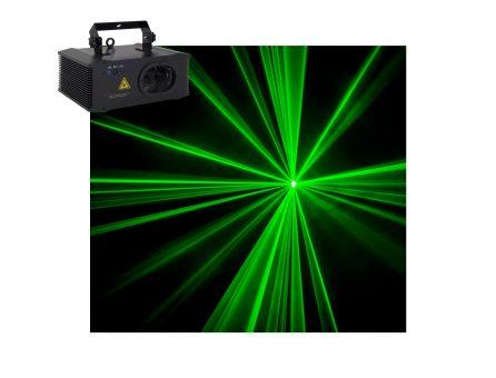 Master Partys Groene laser lichteffect huren