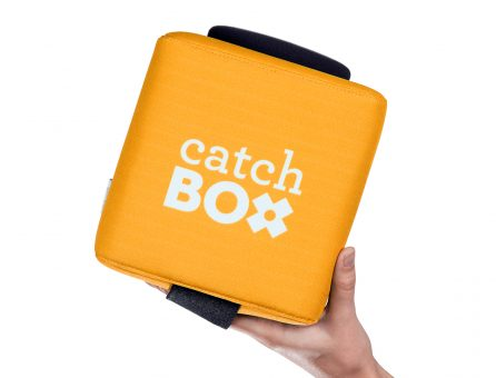 Master Partys Catchbox Pro set huren