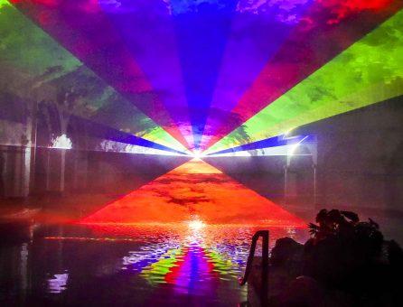 Master Partys RGB laser 2000mw huren