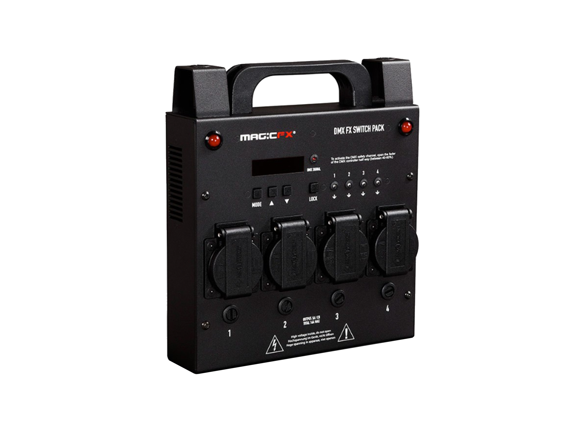 Master Partys Magic FX Switch Pack huren