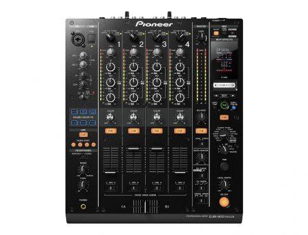 Master Partys Pioneer DJM-900 Nexus huren