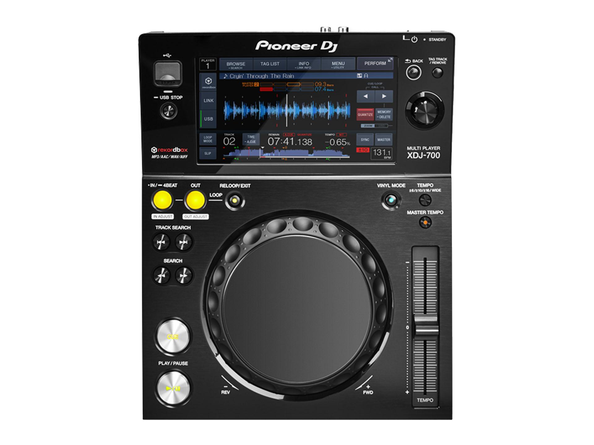 Master Partys Pioneer XDJ-700 huren