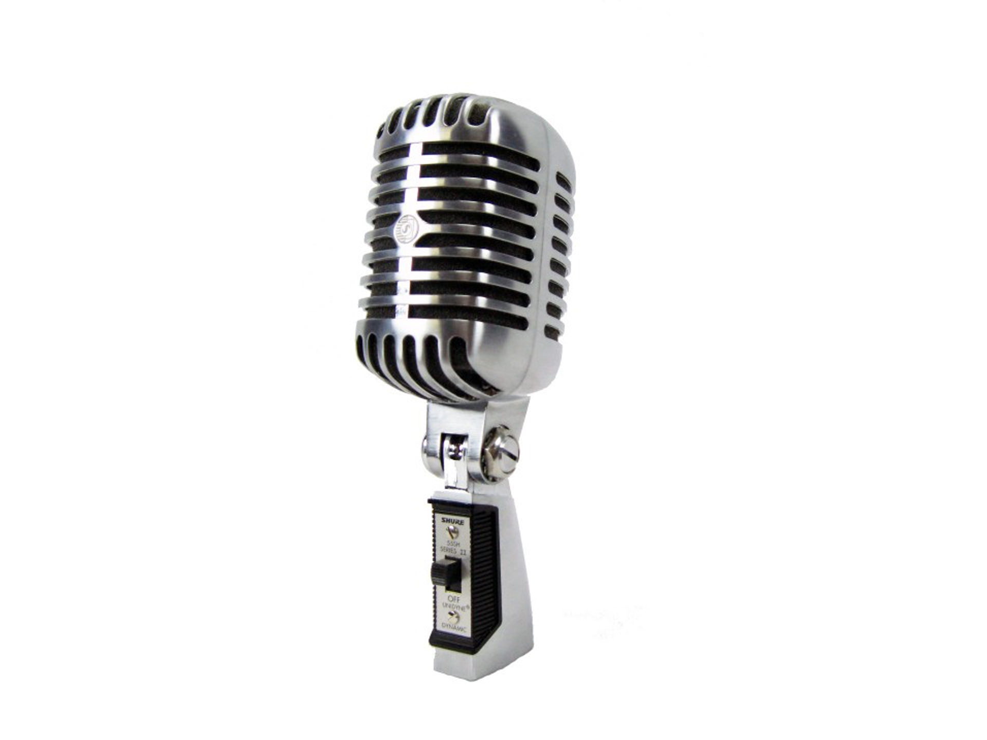 Master Partys vintage microfoon huren
