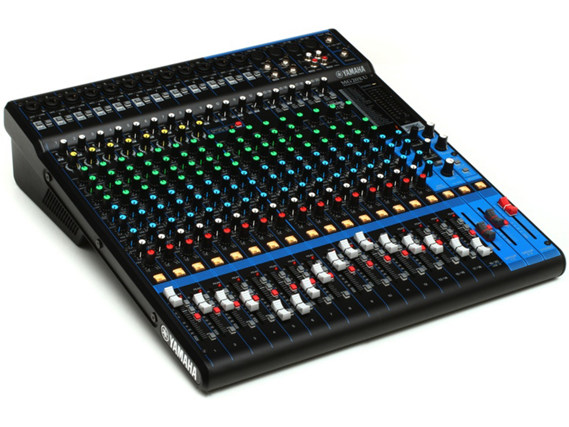 Master Partys PA-mixer 20 kanalen huren