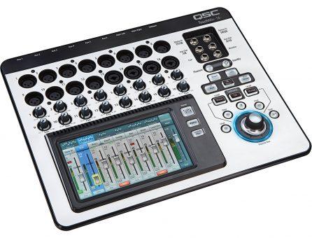 Master Partys digitale PA-mixer 16 kanalen huren