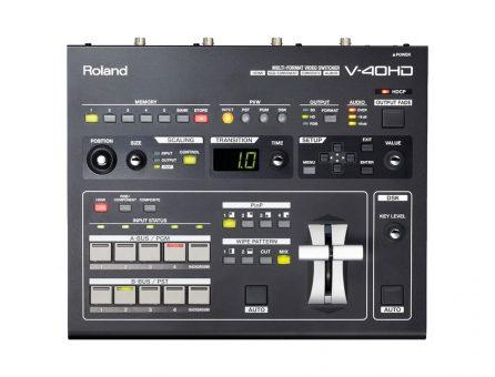 Master Partys Roland V-40HD huren