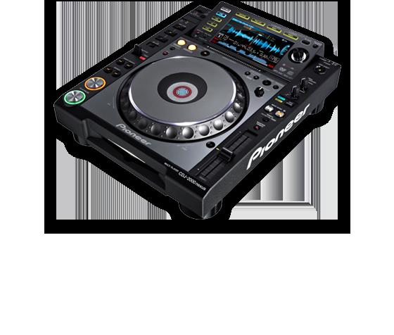 Master Partys DJ apparatuur huren