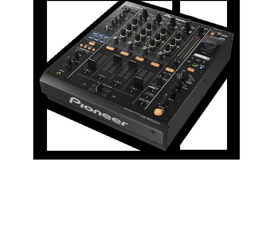 Master Partys DJ gear huren