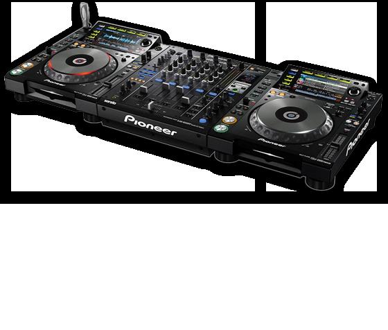 Master Partys DJ set huren