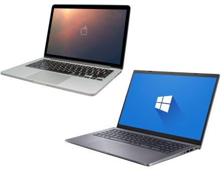 Master Partys laptop huren