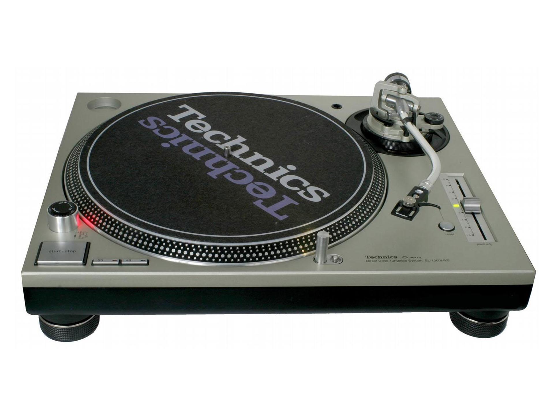 Master Partys Technics SL-1200 huren