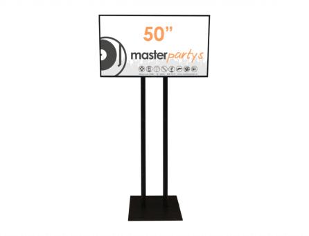 "Master Partys led tv scherm 50"" huren"